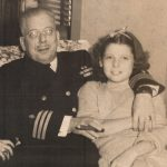 Jane Hukill and father
