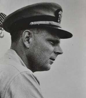 Tom Noble in Service