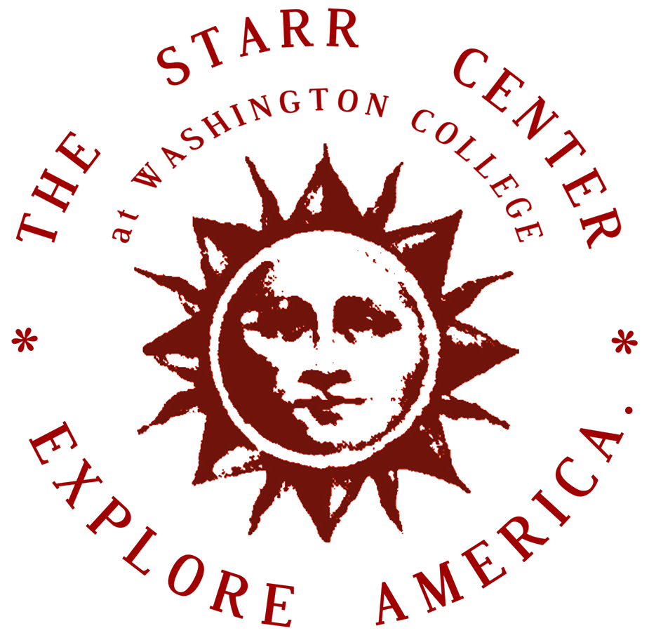 starr center at washington college sun logo red2